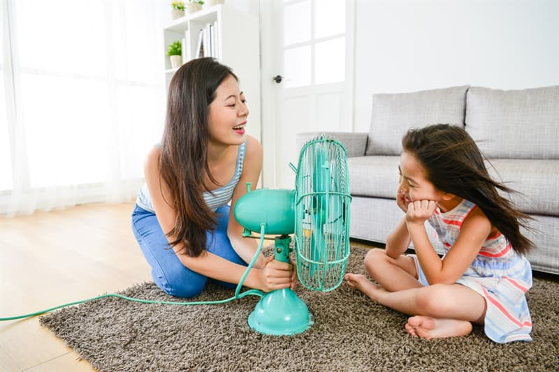 Culture Story: #6 South Koreans popularly believe that sleeping with a fan on in an enclosed room can cause death.