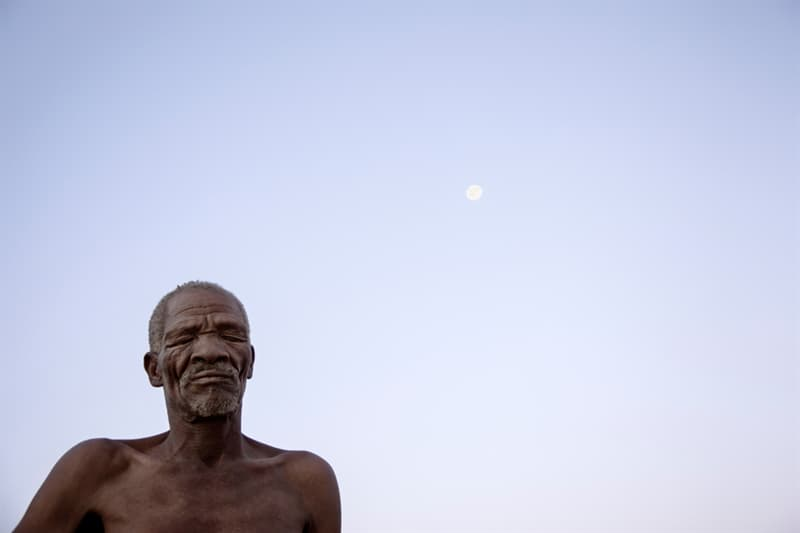 Culture Story: #7 Regardless of the time of the day, the Kung tribe sleep only when they are tired in Botswana.