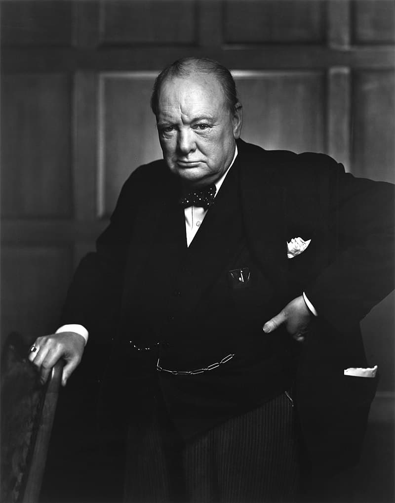 Culture Story: #1 Have you been guessing why Churchill looks annoyed on a 5 pound bill?