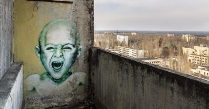 География Story: Последствия чернобыльской аварии шокируют даже 30 лет спустя!