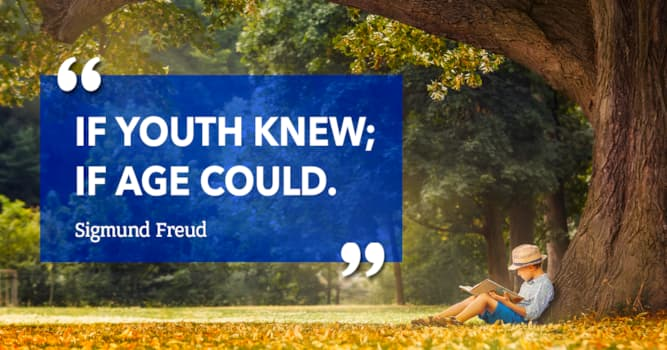 History Story: Simple but strikingly relevant quotes from Sigmund Freud