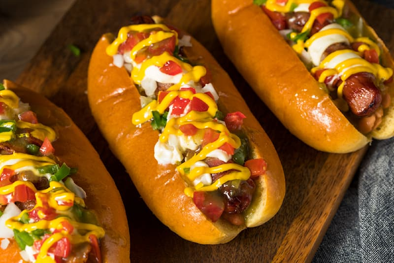 Culture Story: #2 Mexican Sonoran hot dog