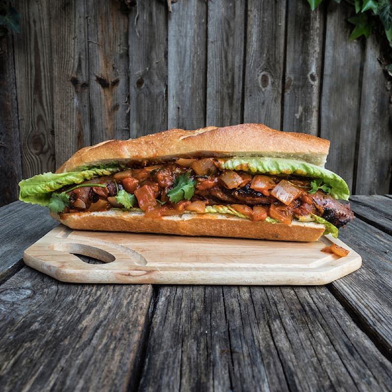 Culture Story: #5 Panchuker, Argentina's homemade hot dog