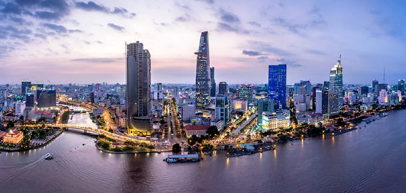 Geography Story: #1 Vietnam