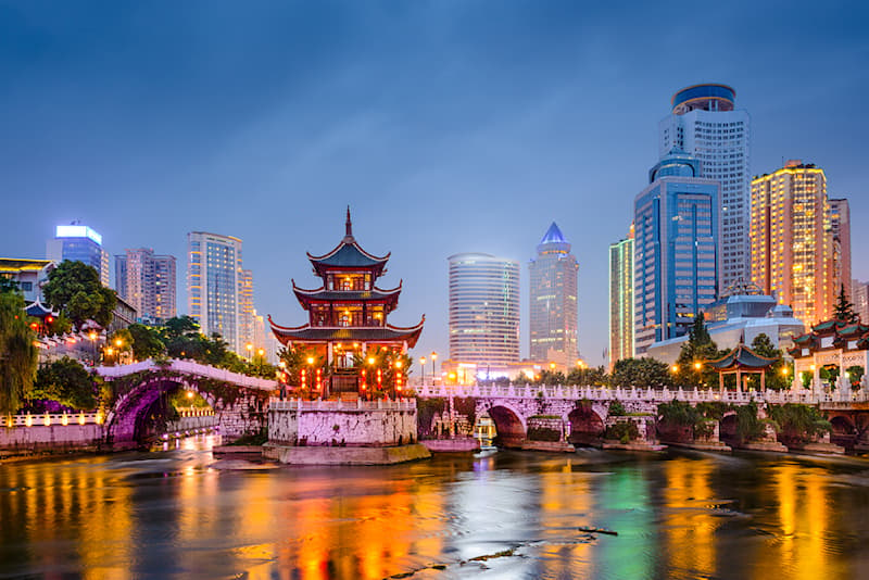 Geography Story: #2 China