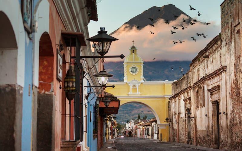 Geography Story: #6 Guatemala