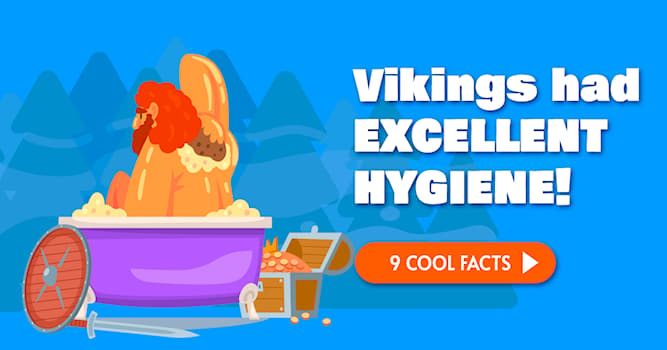 History Story: 9 fascinating facts about Vikings