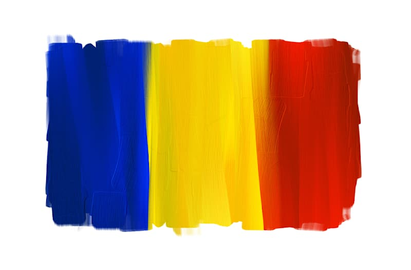 Geography Story: #3 Countries usually use colors to tie into their history.