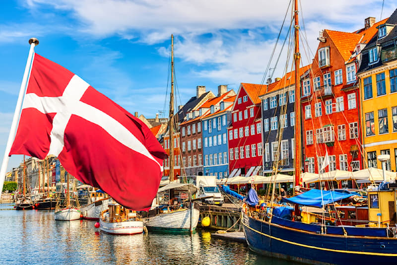 Geography Story: #7 The honor of having the oldest flag in the world belongs to Denmark.