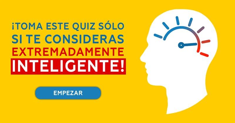 Сiencia Quiz Test: ¡Toma este quiz sólo si te consideras extremadamente inteligente!
