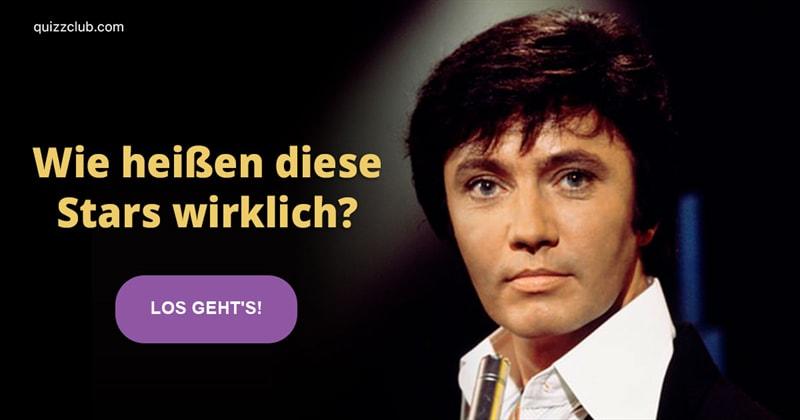Gesellschaft Quiz-Test: Unter falschem Namen...