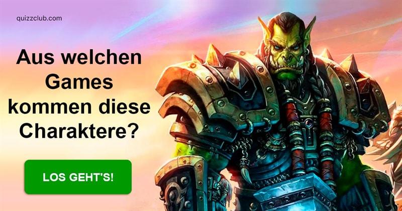 Gesellschaft Quiz-Test: Gaming-Charaktere erkennen: Das Quiz für ECHTE Profizocker