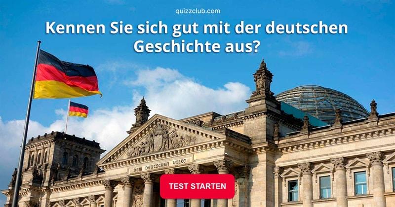 Geschichte Quiz-Test: Geschichte-Quiz