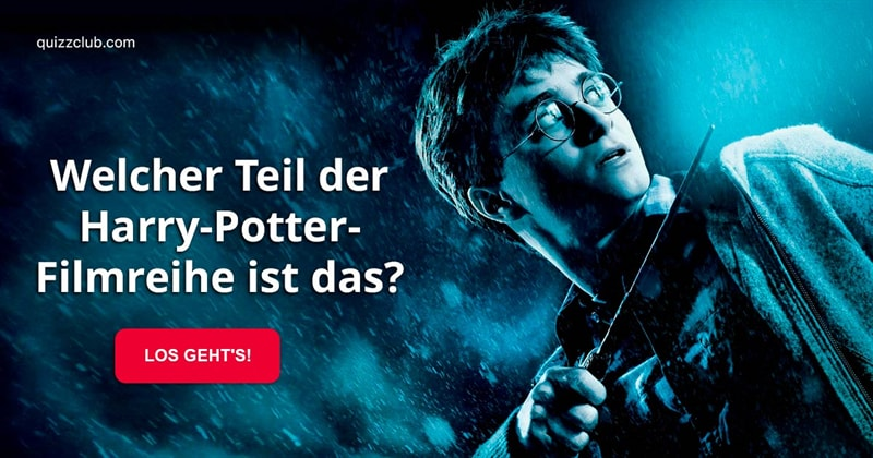 """Kultur Quiz-Test: Harry-Potter-Quiz: Können Sie folgende Bilder dem jeweiligen """"Harry Potter""""-Film zuordnen?"""