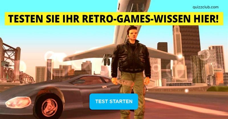 Gesellschaft Quiz-Test: Wie gut kennen Sie die Retro Games der 2000er?