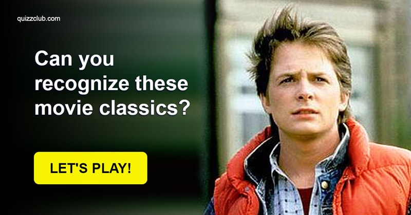 History Quiz Test: Can You Recognize The 50 Biggest Movie Classics From The Past 50 Years?