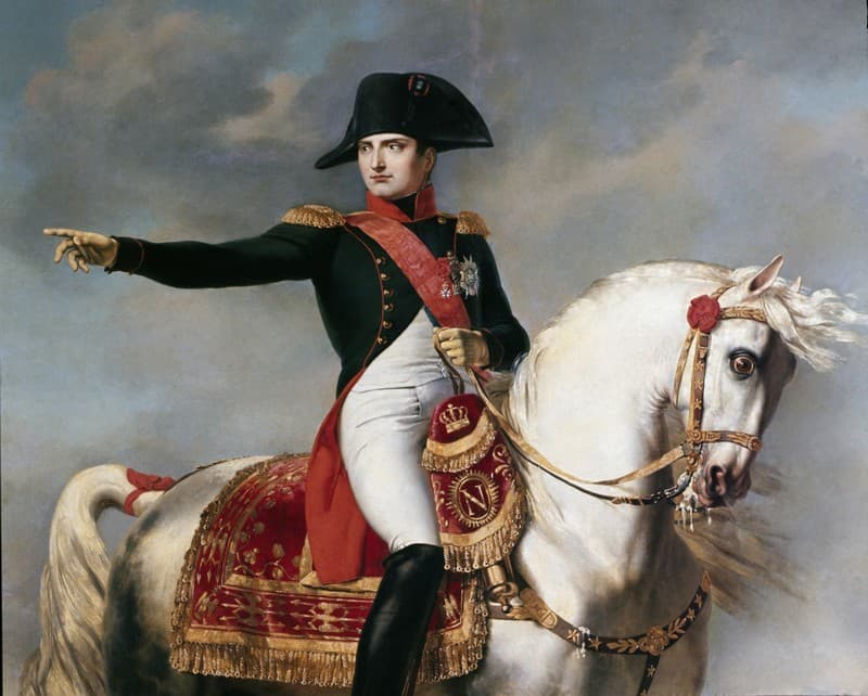 History Trivia Question: At what 1815 battle was Napoleon defeated?