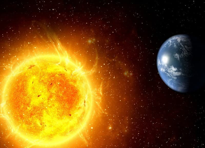 Science Trivia Question: What is the sun's true color?