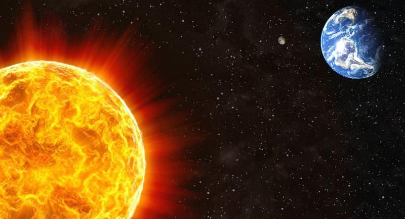 Наука Вопрос: Когда Земля ближе всего к Солнцу?