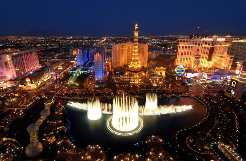 Geography Trivia Question: What is the main street in Las Vegas nicknamed?