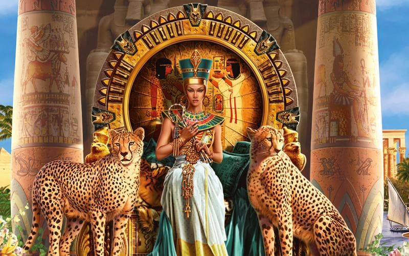 History Trivia Question: Cleopatra was...