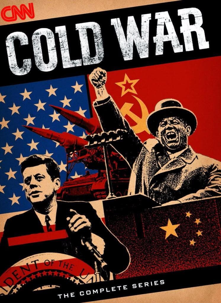 History Trivia Question: In what year did the Cold War end?