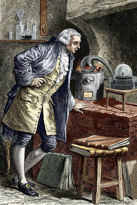 Science Trivia Question: Who is considered the father of modern chemistry?