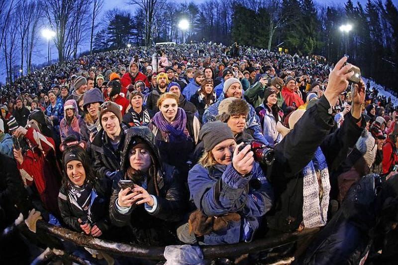 Суспільство Запитання-цікавинка: Яке свято відзначають в США 2 февраля?