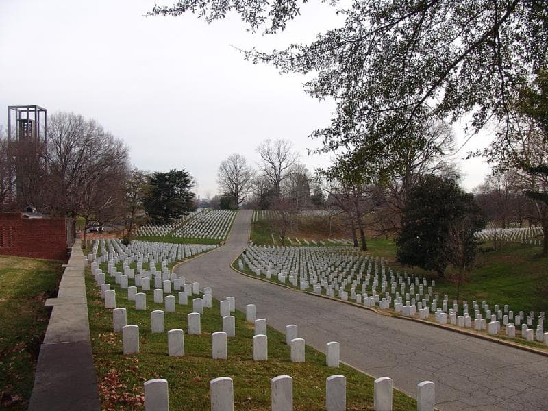 Society Trivia Question: Is it true that Arlington National Cemetery is located on Confederate General Robert E. Lee's confiscated estate?