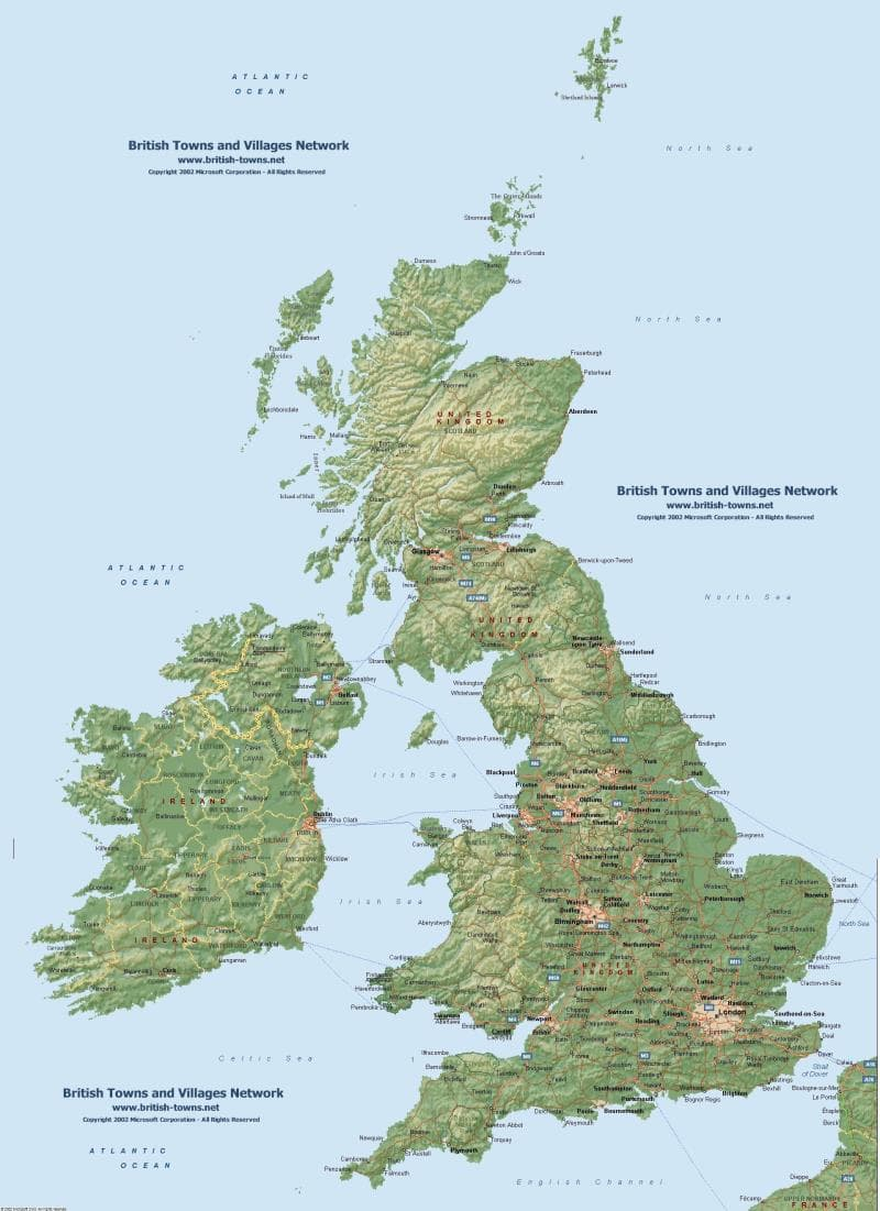 Geography Trivia Question: Which is the largest historic county in the United Kingdom?