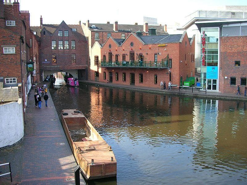 Geography Trivia Question: Birmingham, England has more miles of canals than Venice, Italy.