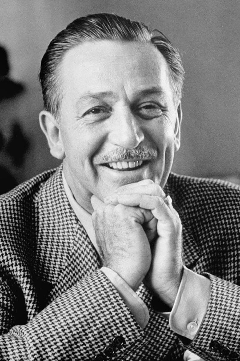 Society Trivia Question: What did Walt Disney invent?