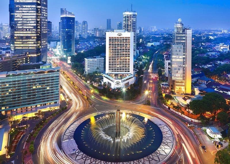 Географія Запитання-цікавинка: Яке місто є столицею Індонезії?