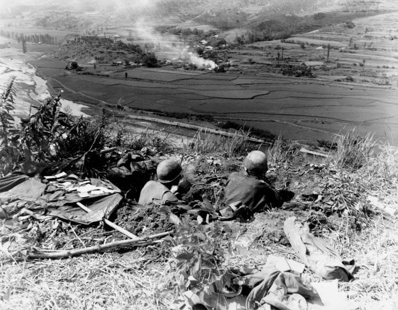 History Trivia Question: What was the Battle of Pusan Perimeter?