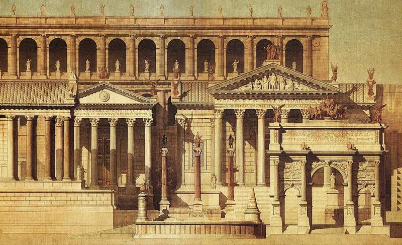 History Trivia Question: When did the Roman Empire come to an end?