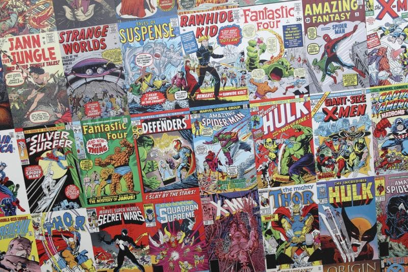 Culture Trivia Question: Which two namesake comic strips debuted during 1951 in the USA and in the UK?
