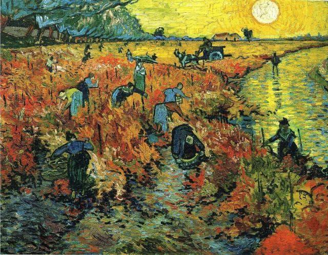 Kultura Pytanie-Ciekawostka: Ile obrazów sprzedał Vincent Van Gogh w ciągu całego życia?