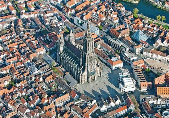 Суспільство Запитання-цікавинка: Який відомий фізик народився в місті Ульм, Німеччина?