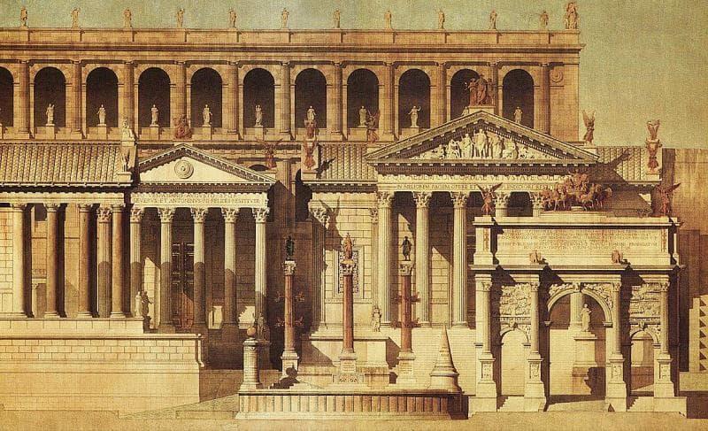 Історія Запитання-цікавинка: На якій кількості пагорбів, згідно з переказами, був побудований місто Рим?
