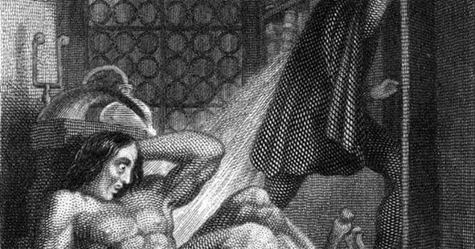 Kultura Pytanie-Ciekawostka: Jak nazywa się potwór w książce Mary Shelley Frankenstein?