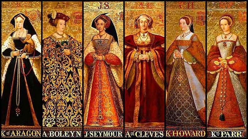 История Вопрос: Какая из жен английского короля Генриха VIII была прямым потомком другого английского короля Эдуарда III?