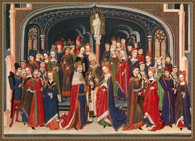 Історія Запитання-цікавинка: Який англійський монарх одружився на дружині свого брата після його смерті?