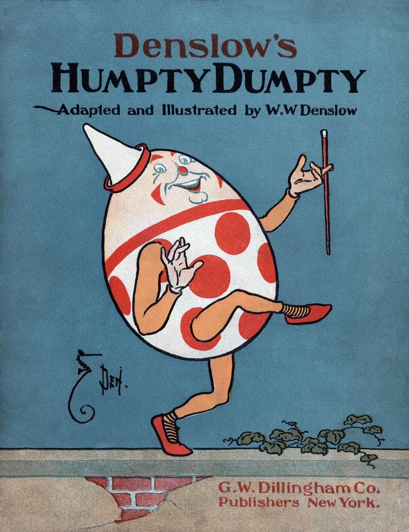 Culture Trivia Question: What does Humpty Dumpty Symbolize?