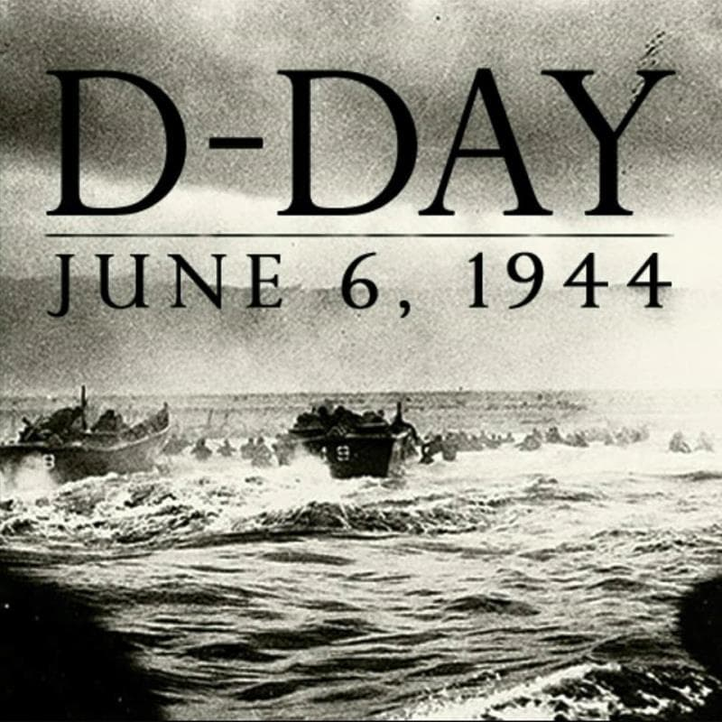 """History Trivia Question: What Does the """"D"""" in D-day stand for?"""