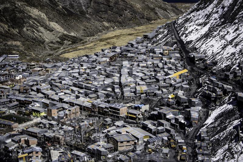 Geografia Pytanie-Ciekawostka: Jak nazywa się najwyżej położone miasto na świecie zamieszkiwane przez ludzi?