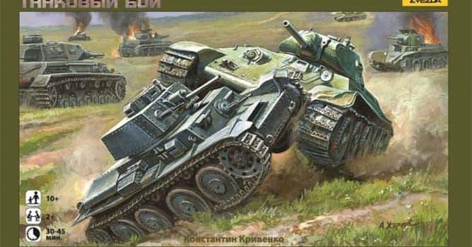 История Вопрос: Кто совершил первый в мире танковый таран?