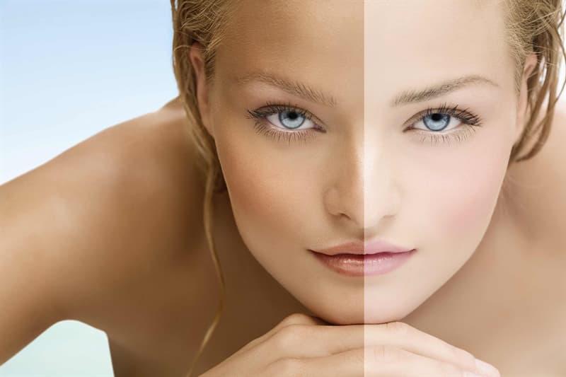 nauka Pytanie-Ciekawostka: Co nadaje naszym włosom specyficzny naturalny kolor?