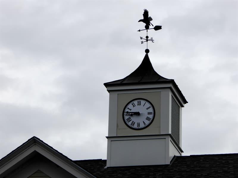 Історія Запитання-цікавинка: Де знаходяться найстаріші діючі баштовий годинник?
