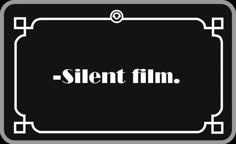 Movies & TV Trivia Question: When movies were being developed with sound, what were they called?