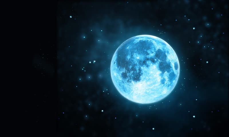 Science Trivia Question: What is a Blue Moon?